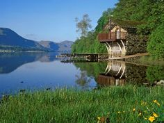 Walking distance Pooley Bridge Pier - Ullswater