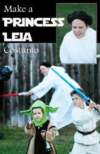 How to make a prince     How to make a princess Leia costume -- how I made mine and tips I'd do if I did it again.