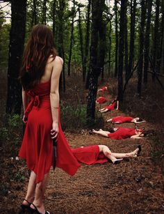 """Many of my past selves had to be sacrificed in order to reach the true """"me"""" apologies Creepy Photography, Dark Art Photography, Horror Photography, Surrealism Photography, Creative Photography, Portrait Photography, Halloween Photography, Photos Originales, Creative Photos"""