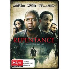 REPENTANCE *NEW RELEASE* R4 DVD FOREST WHITAKER