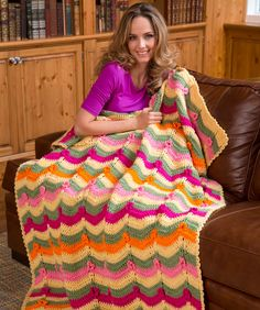 Adorned with Posies Throw New Free pattern, love this! thanks so xox