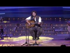 Arijit Singh with his soulful performance