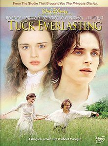Tuck Everlasting DVD movie video at CD Universe, This DVD family feature film stars Alexis Bledel, Sir Ben Kingsley, Sissy Spacek, Jonathan Jackson and William Hurt. Romance Movies, All Movies, Great Movies, Disney Movies, Movies Online, Movies And Tv Shows, Movie Tv, Family Movies, Drama Movies
