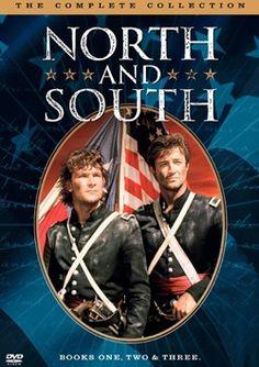 """Norte e Sul (1985, 1986, 1994) por Paulo Neto Quando ainda existia o monopólio televisivo da RTP, qualquer estreia em televisão nacional, sobretudo no horário nobre, era feita com cerimónia e expectativa. Foi o caso da série """"Norte e Sul"""", que na verdade, tratava-se de uma mini série em dois tomos, o primeiro estreado na América em 1985 e o segundo em 1986. A RTP exibiu os dois tomos de seguida em 1989 nas noites de segunda-feira e era um daqueles casos que faziam o país parar ..."""