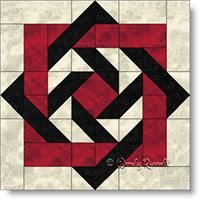 Slip Knot Barn Quilt Designs, Barn Quilt Patterns, Pattern Blocks, Quilting Designs, Quilting Patterns, Sewing Patterns, Quilting Ideas, Colchas Quilting, Quilting Projects