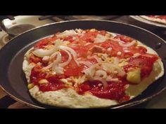 PODPŁOMYK: prastary polski przepis, polska pizza, pizzerina, pizzerka - YouTube