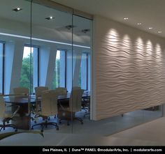 Dune modularArts® Dimensional Surfaces | Panel Gallery