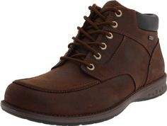 Timberland Men`s City Adventure-Traditional Rugged Gore-Tex Moc-Toe Chukka,Brown,8 W US $165.00