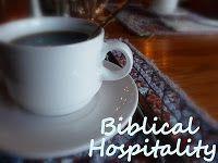 Biblical Hospitality vs. Entertaining