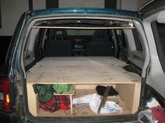 Sleeping in the Paj - Page 2 - Pajero 4WD Club of Victoria Public Forum