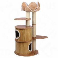 Lotus Cat Tree | Great deals at zooplus!