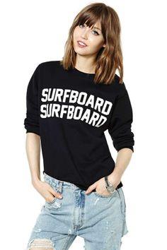 Surfboard Sweatshirt