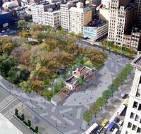 Union Square Park : NYC Parks