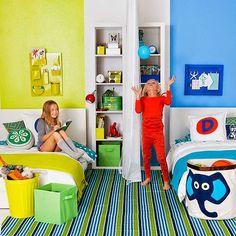 Meninos e Meninas Juntos (no mesmo quarto)