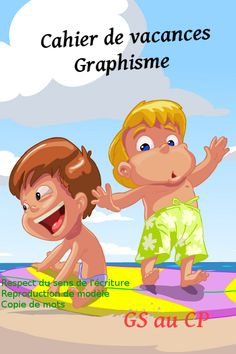 Cahier de vacances des éditions Rosace à télécharger et imprimer gratuitement