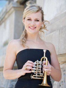 ALISON BALSOM: TROMPET VIRTUOSE - TRUMPET - Alison Balsom wins Gramophone Classical Music Award