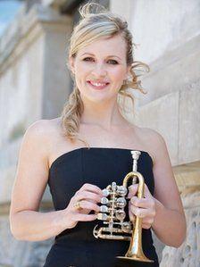 ALISON BALSOM: TROMPET VIRTUOSE - TRUMPET - Alison Balsom wins Gramophone Classical Music Award