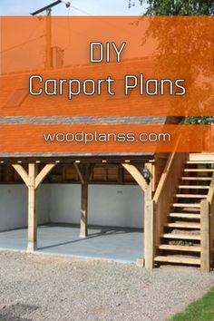 Diy Carport, Carport Plans, Good House, Canopies, Fine Woodworking, Present Day, Supreme, New Homes, Cold