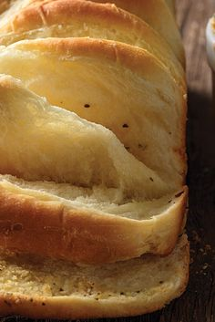Tender pull-apart bread flavored with cheddar cheese powder. Cooking Bread, Bread Baking, Cheddar Cheese Powder, Bubble Bread, Different Types Of Bread, Dough Ingredients, Pull Apart Bread, Yeast Bread, Dinner Is Served