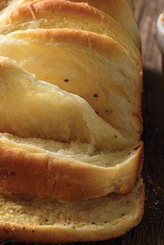 Cheddar Cheese Pull-Apart Bread Recipe