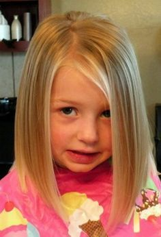 cool different haircuts for young girls - Google Search...