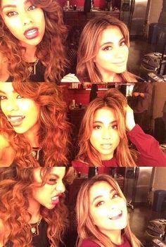Dinah & Ally :)