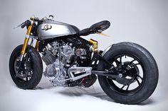 Yamaha Virago XV920 by Colin Darling 2