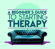 Set aside a few minutes to read through this story about starting therapy, think about if it might be for you.