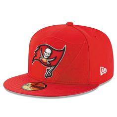 Tampa Bay Buccaneers Hat, Buccaneers Football, Football Caps, Baseball Caps, New Era Kids, Football Accessories, Red 2016, Dope Hats, New Era 59fifty