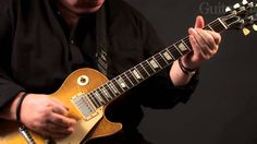 Bernie Marsden plays 'The Beast', his 1959 Gibson Les Paul Standard