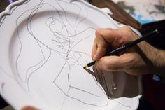 UN VOLO A PLANARE - Antonio Marras interprets Segno Italiano - Milan Design Week 2014. Pic by Daniela Zedda.