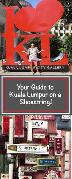 Kuala Lumpur on a Shoestring! - Trippin' Turpins