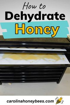 Cooking With Honey, Honey Recipes, Raw Honey, Eating Raw, Consistency, Kitchen Hacks, Bees, Butterflies, Wax