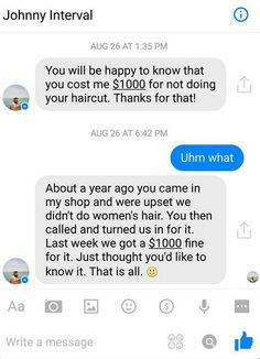 PA Barber Shop Fined For Refusing To Cut A Woman's Hair Because She's A Woman(VIDEO) http://www.addictinginfo.org/2015/09/09/pa-barber-shop-fined-for-refusing-to-cut-a-womans-hair-because-shes-a-woman-video/…