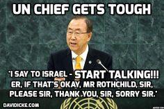 Ban Ki-moon calls on Israel to halt illegal settlement activities