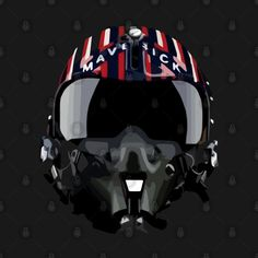 Check out this awesome 'Top+Gun+Maverick+Fighter+Pilot+Helmet' design on Top Gun, Jet Fighter Pilot, Fighter Jets, Helmet Design, Gaming Wallpapers, Military Equipment, Tom Cruise, Military Aircraft, Helmets