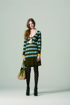 Orla Kiely Autumn Winter 2009 Lookbook