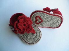 Wholesale Crochet baby sandals baby gladiator sandals baby by editaedi. Crochet Baby Sandals, Baby Girl Crochet, Crochet Shoes, Crochet Baby Booties, Crochet Slippers, Crochet For Kids, Knit Crochet, Knitted Baby, Crochet Dolls