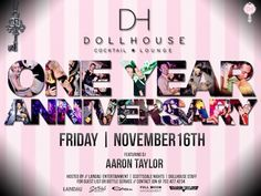 DOLLHOUSE Cocktail Lounge – FRIDAY Table 14 – 11.16.2012