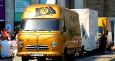 Food Truck - Gold Digger