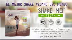 The best Vegan shake in the world. Vivri ShakeMe Vegan! Certified vegan, kosher & diabetic friendly.  Shippings to all U.S.A. and Mexico. www.vivri.com/CristyEC
