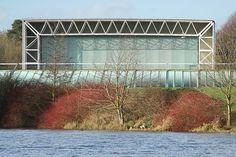 Sainsbury Centre for Visual Arts, UEA Norwich by .Martin., via Flickr