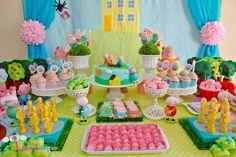 Preparando sua Festa: Festa Peppa Pig