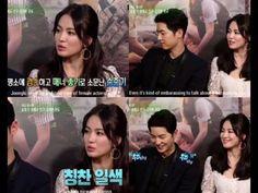 """Descendants of the Sun"" Cast Interview on Entertainment Weekly 태양의후예 인터..."