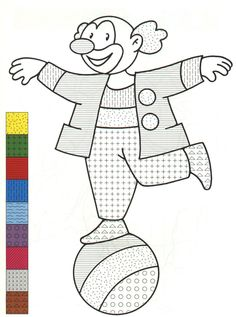 Color Pattern - 999 Coloring Pages | Color by Number for Adults ...