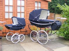 Vintage Stroller, Vintage Pram, Pram Stroller, Baby Strollers, Silver Cross Prams, Twin Cribs, Prams And Pushchairs, Dolls Prams, Free Catalogs