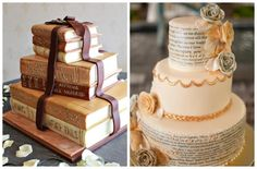 Estella's Revenge: Wedding Week: How to Throw a Bookish Wedding