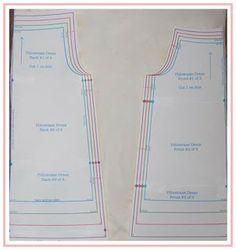 Free-Sew Sweet Patterns: Pillowcase Dress Tutorial!
