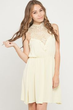 Nice Cute Summer Dresses For Teens... Things to Wear Check more at http://fashionie.top/pin/33510/