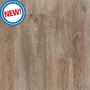 nucore driftwood oak plank with cork back - 6.5mm - 100109750